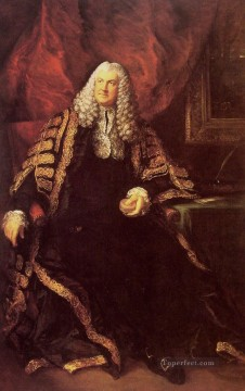 thomas - The Honourable Charles Wolfran Cornwall portrait Thomas Gainsborough
