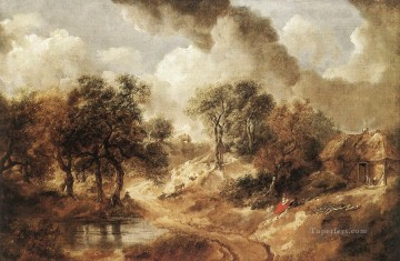Landscape Thomas Gainsborough Oil Paintings