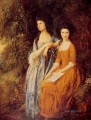 The Linley Sisters Thomas Gainsborough