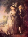 The Morning Walk Thomas Gainsborough