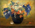 Bouquet of Flowers Post Impressionism Primitivism Paul Gauguin