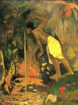 Pape moe Paul Gauguin Oil Paintings