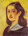 Portrait of Mother Post Impressionism Primitivism Paul Gauguin