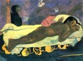Spirit of the Dead Watching Post Impressionism Primitivism Paul Gauguin