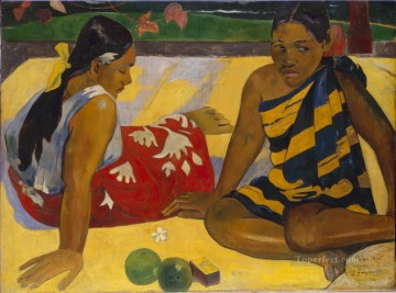 What News Paul Gauguin Oil Paintings