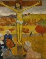 Le Christ jaune The Yellow Christ Post Impressionism Primitivism Paul Gauguin