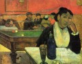 Night Cafe at Arles Post Impressionism Primitivism Paul Gauguin