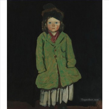 George Luks Painting - LILY WILLIAMS George luks