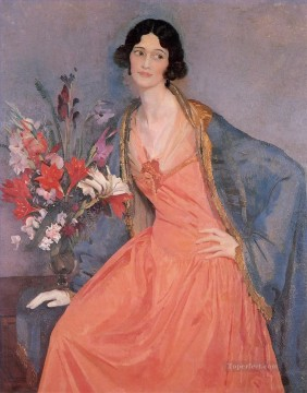 George Washington Lambert Painting - hera George Washington Lambert portraiture