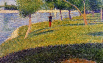 Georges Seurat Painting - cadet from saint cyr 1884