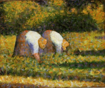 farm women at work 1883 Oil Paintings