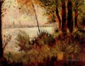 grassy riverbank 1881