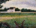 landscape in the ile de france 1882