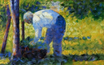 the gardener 1884 Oil Paintings