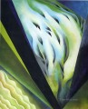 Blue and Green Music Georgia Okeeffe American modernism Precisionism