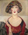 Smoking Portrait Gerda Wegener