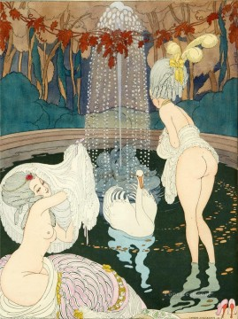 Las muchachas Gerda Wegener Oil Paintings