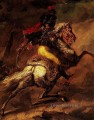 Study for Charging Casseur TAC Romanticist Theodore Gericault