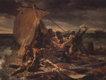 Study Art - Study for Raft of the medusa MHA Romanticist Theodore Gericault