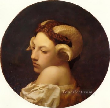 greek Painting - The Bacchante Greek Arabian Orientalism Jean Leon Gerome