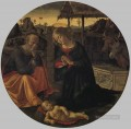 Adoration Of The Child Renaissance Florence Domenico Ghirlandaio
