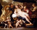 Venus And Mars Baroque Luca Giordano
