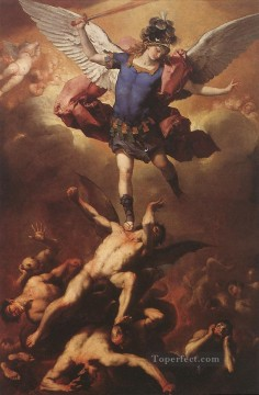 Angels Works - The Fall Of The Rebel Angels Baroque Luca Giordano