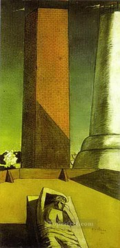 the awakening of ariadne 1913 Giorgio de Chirico Metaphysical surrealism Oil Paintings