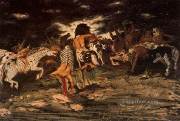 the battle of lapiths and centaurs Giorgio de Chirico Metaphysical surrealism Oil Paintings