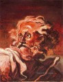 old man s head Giorgio de Chirico Metaphysical surrealism