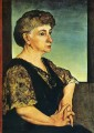 portrait of artist s mother 1911 Giorgio de Chirico Metaphysical surrealism