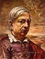 self portrait 1 Giorgio de Chirico Metaphysical surrealism