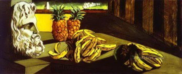 realism realist Painting - the dream turns 1913 Giorgio de Chirico Metaphysical surrealism