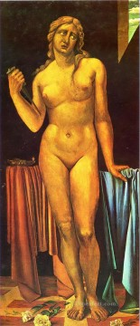 lucrecia 1922 Giorgio de Chirico Metaphysical surrealism Oil Paintings