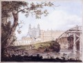 Eton watercolour painter scenery Thomas Girtin