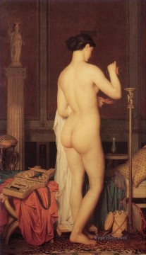 Le Coucher de Sappho nude Marc Charles Gabriel Gleyre Oil Paintings