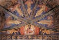 Francis in Glory and Saints Benozzo Gozzoli
