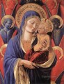 Madonna and Child 2 Benozzo Gozzoli