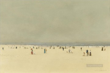 SAND SEA AND SKY A SUMMER PHANTASY John Atkinson Grimshaw Oil Paintings