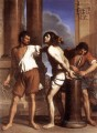 The Flagellation of Christ Baroque Guercino