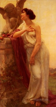 Guillaume Seignac Painting - Confidence Academic Guillaume Seignac