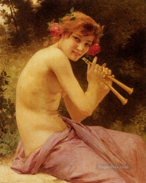 Guillaume Seignac Painting - Fuanesse Academic Guillaume Seignac