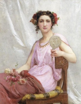 Guillaume Seignac Painting - Vanity Academic Guillaume Seignac