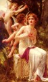 Les Avances De Lamour Academic Guillaume Seignac oil painting