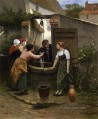 By the Well Guillaume Seignac
