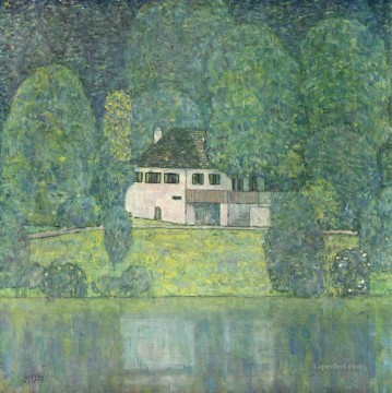 untitled landscape Gustav Klimt Oil Paintings