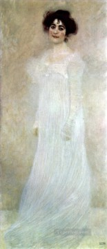 Portrait of Serena Lederer Gustav Klimt Oil Paintings