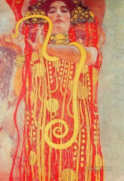 painting Oil Painting - University of Vienna Ceiling Paintings Gustav Klimt