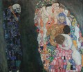 Death and Life Gustav Klimt