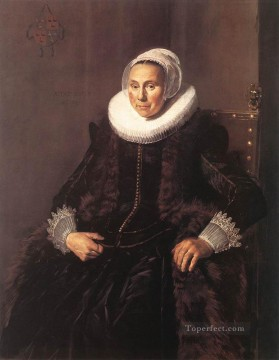 Frans Hals Painting - Cornelia Claesdr Vooght portrait Dutch Golden Age Frans Hals